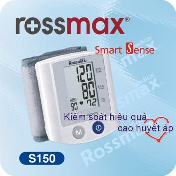 Máy đo huyết áp ROSSMAX S150