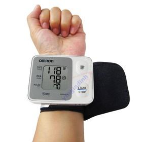 Vòng bit máy đo huyết áp cổ tay omron
