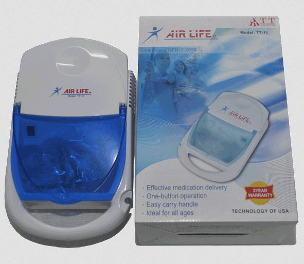 Máy xông mũi họng AirLife - USA