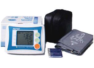Máy đo huyết áp điện tử bắp tay ALPK2 K2-1702. Made in Japan