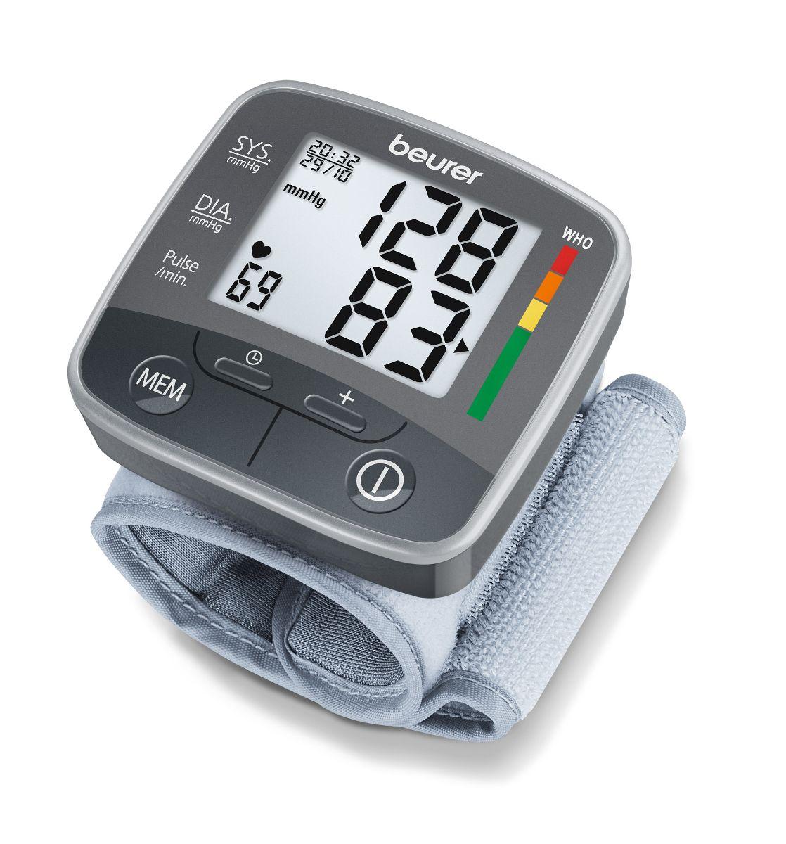Máy đo huyết áp cổ tay BC32