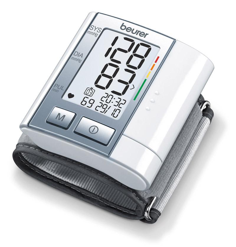 Máy đo huyết áp cổ tay điện tử BC40