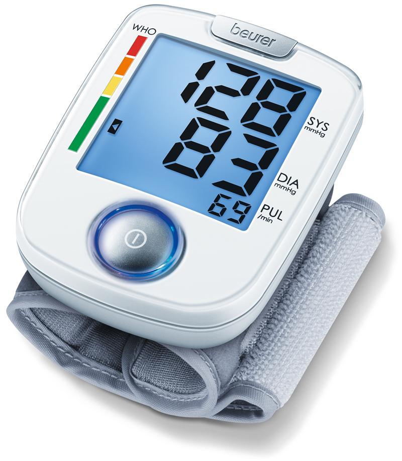 Máy đo huyết áp cổ tay điện tử BC44