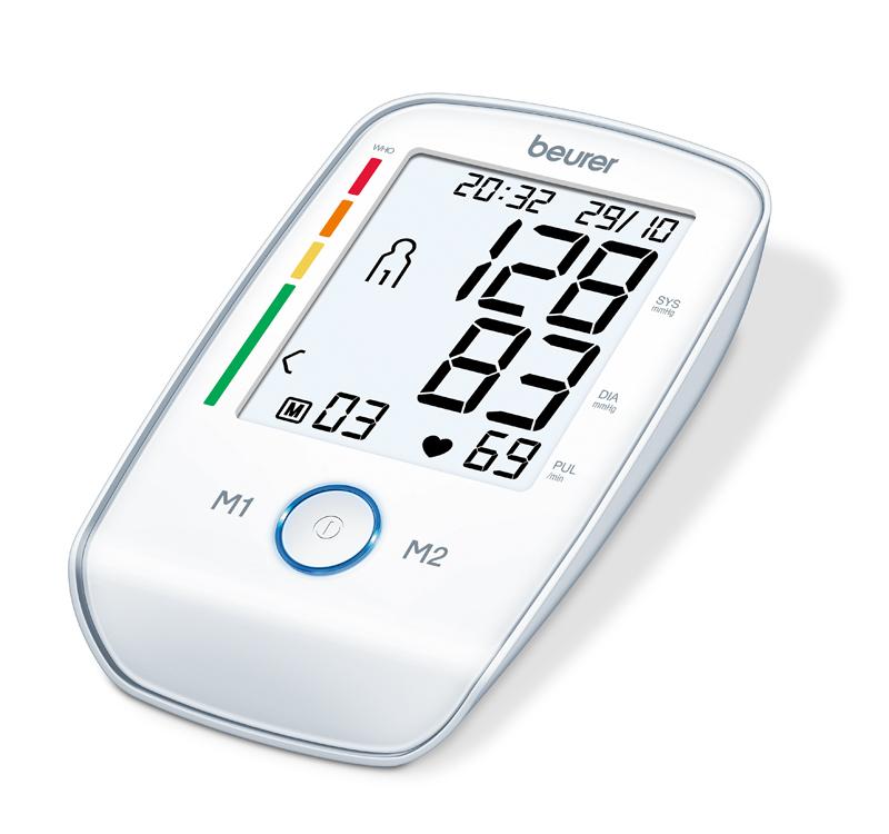 Máy đo huyết áp điện tử bắp tay BM45