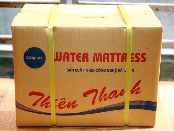Đệm nước mát thiên thanh cỡ 75x180cm