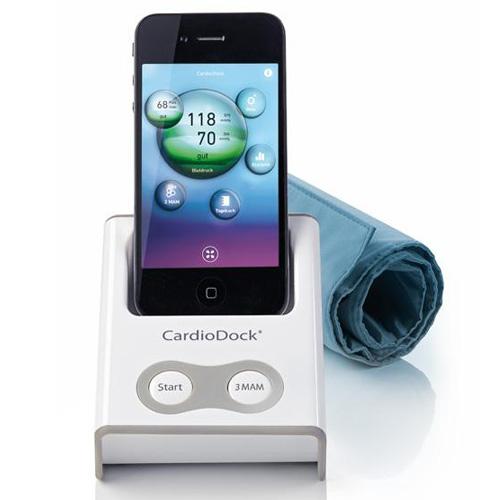 Máy đo huyết áp công nghệ cao Medisana CardioDock