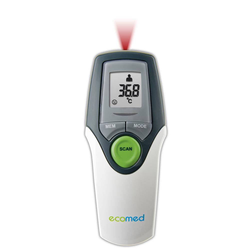 Nhiệt kế đo thân nhiệt từ xa MEDISANA TM 65E