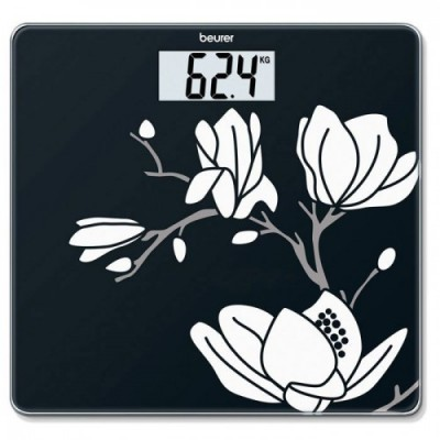 Cân điện tử mặt kính Beurer GS211 Magnolia