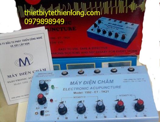 Máy điện châm Electronic Acupuncture 1592-ET-TK21