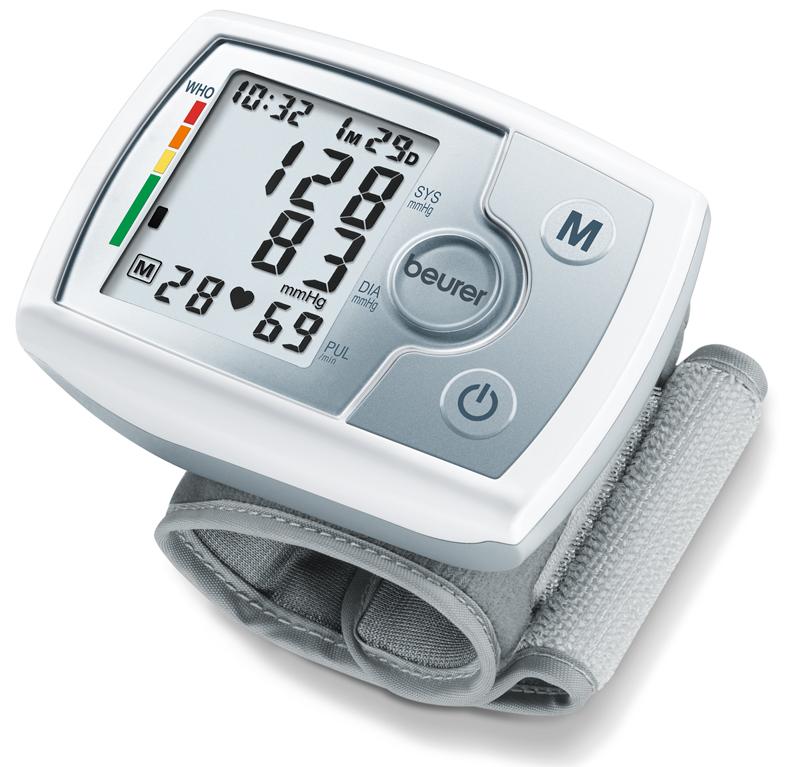 Máy đo huyết áp cổ tay BC31