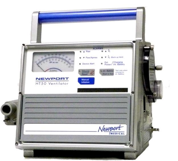 Máy thở Newport HT50 Ventilator- Cũ