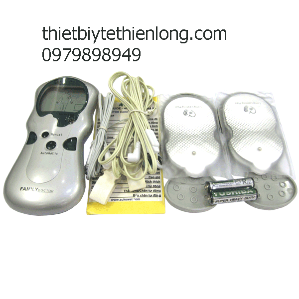 Máy trị liệu Aukewel 4 điện cực AK 2000II