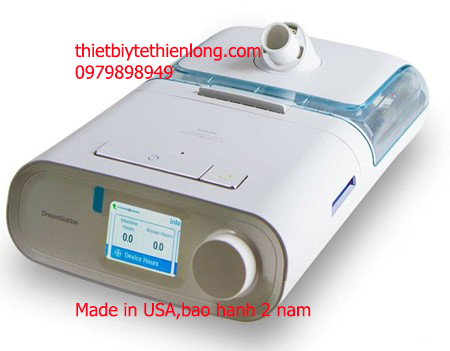Máy trợ thở Philips Respironics Auto Cpap DreamStation