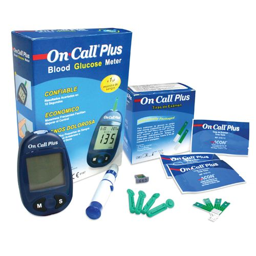 Máy đo đường huyết On-Call Plus